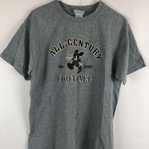 Disney gray Micky T-shirts Size M